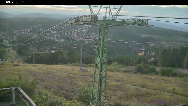 Webcam Ski Resort Hahnenklee - Bocksberg Harz