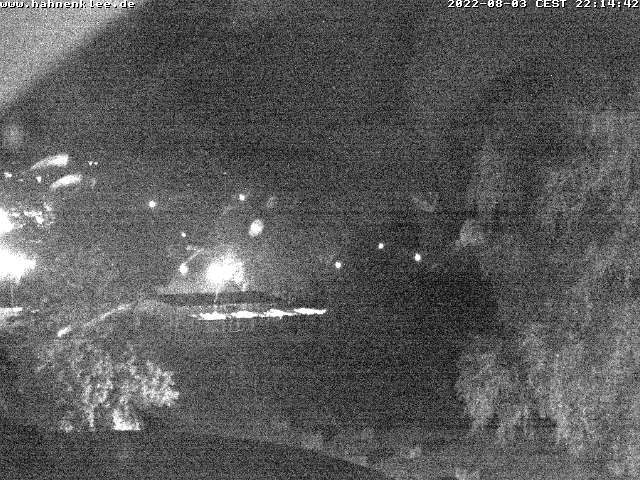 Webcam in Hahnenklee Bockswiese