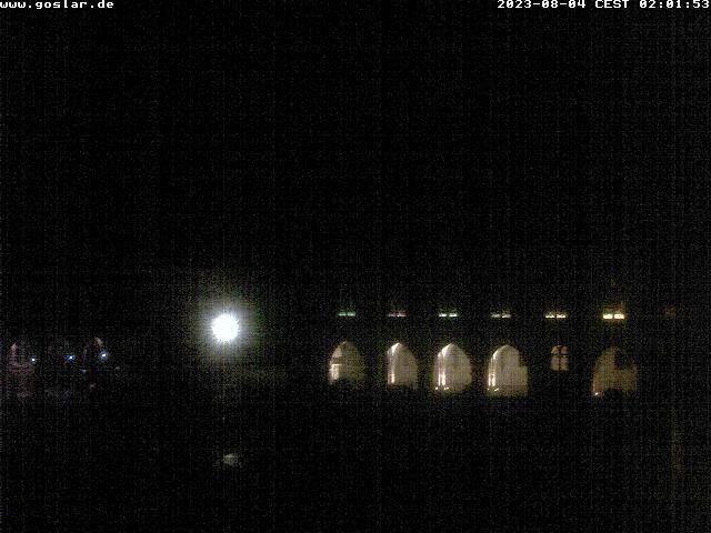 Goslar auf dem Marktplatz